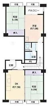 マンション(建物一部)-大阪市北区中津2丁目 室内が二層に分かれたメゾネットタイプの物件