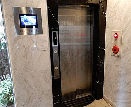 マンション(建物一部)-神戸市兵庫区三川口町3丁目 防犯モニター搭載のエレベーターあり