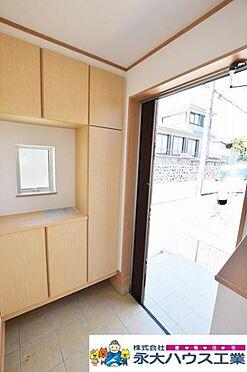 新築一戸建て-仙台市青葉区桜ケ丘5丁目 玄関