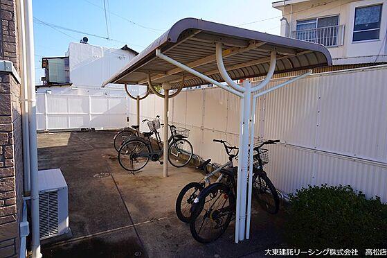 アパート-高松市田村町 設備