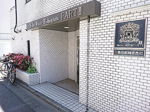 マンション(建物一部)-杉並区桃井4丁目 入口です。