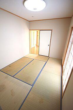 戸建賃貸-磯城郡三宅町大字伴堂 南向きの大変明るいお部屋です。