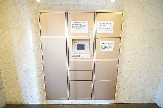 マンション(建物一部)-福岡市中央区長浜3丁目 宅配ボックス