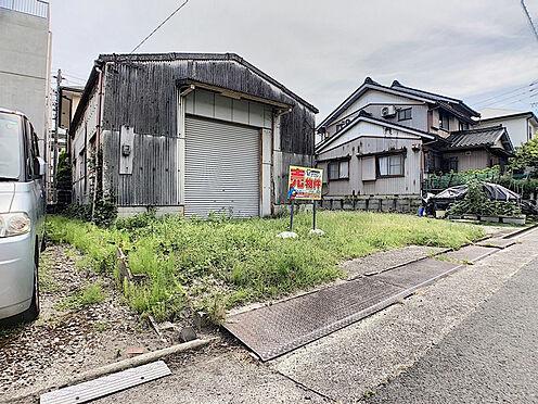 土地-名古屋市中川区春田1丁目 小・中学校徒歩圏内のため、お子様の通学も安心です。