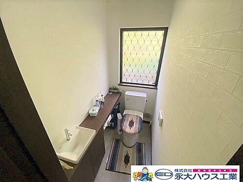中古一戸建て-仙台市青葉区鷺ケ森1丁目 トイレ