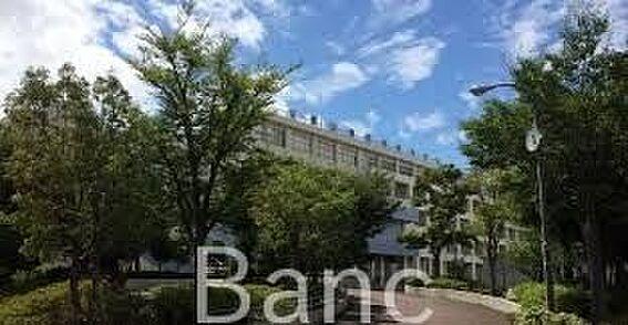 中古マンション-江戸川区中葛西8丁目 東京都立葛西南高校 徒歩5分。 390m