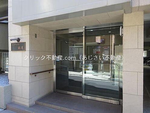 店舗事務所(建物一部)-横浜市鶴見区鶴見中央5丁目 玄関
