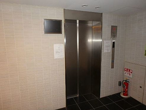 マンション(建物一部)-大阪市中央区釣鐘町2丁目 エレベーターもあり、便利で。