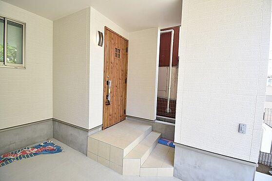 新築一戸建て-葛飾区東四つ木2丁目 玄関