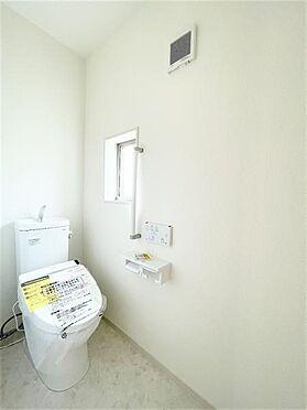 戸建賃貸-仙台市太白区袋原2丁目 トイレ