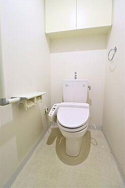 中古マンション-仙台市若林区沖野3丁目 トイレ