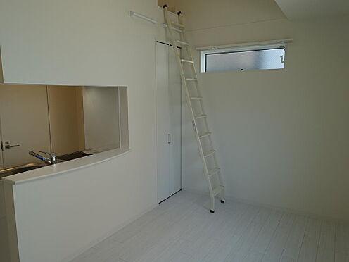 アパート-台東区浅草5丁目 201号室洋室部分です。