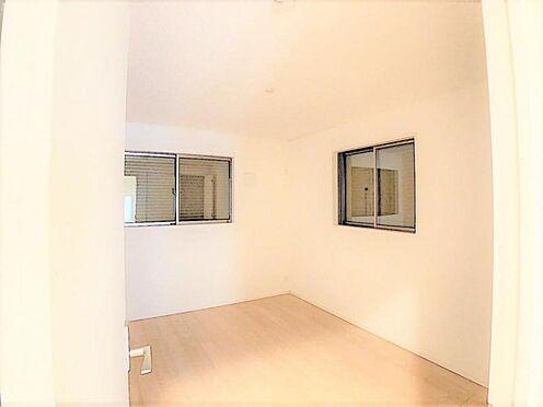 新築一戸建て-名古屋市天白区保呂町 各部屋収納付きの洋室!