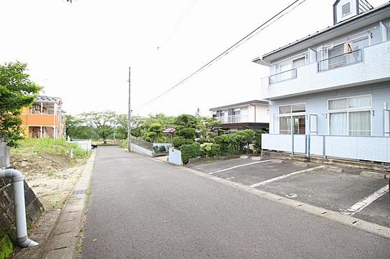 アパート-仙台市泉区永和台 外観