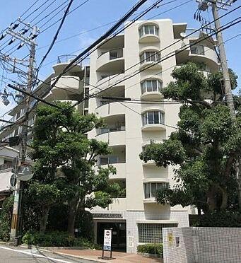 マンション(建物一部)-神戸市垂水区塩屋町 白を基調としたシンプルな外観