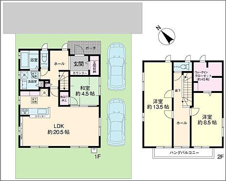 戸建賃貸-浦安市東野3丁目 多彩な生活スタイルに寄り添う多目的ホール