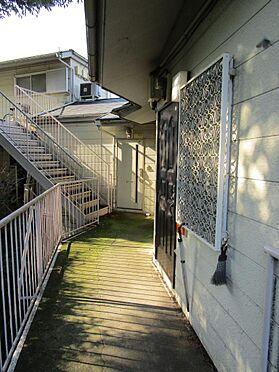 アパート-藤沢市藤沢 共用廊下