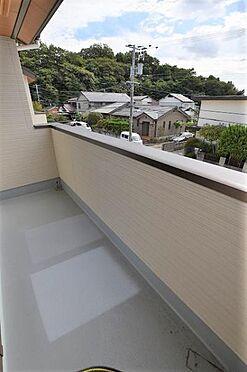新築一戸建て-仙台市泉区向陽台1丁目 バルコニー
