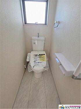 戸建賃貸-大崎市古川鶴ケ埣字新江南 トイレ