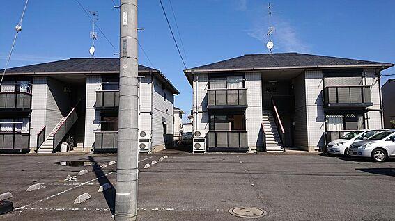 アパート-石岡市東光台4丁目 B・C棟