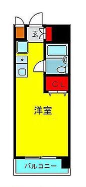 マンション(建物一部)-大阪市浪速区幸町2丁目 クローゼットや靴箱もあり、収納に困りません