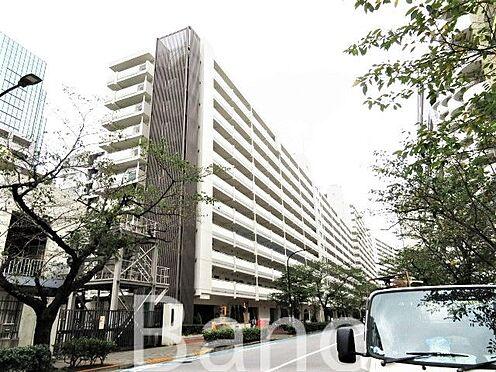 中古マンション-港区芝浦4丁目 三田ナショナルコート 外観