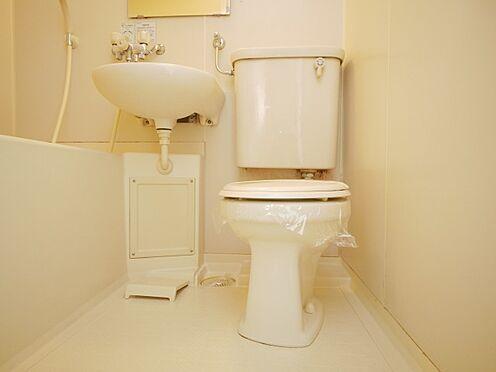 マンション(建物一部)-札幌市東区北十九条東2丁目 トイレ