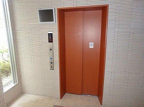 マンション(建物一部)-大阪市中央区東高麗橋 防犯性にも配慮したエレベーター