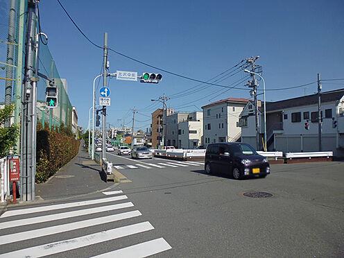 マンション(建物全部)-世田谷区大原1丁目 前面道路