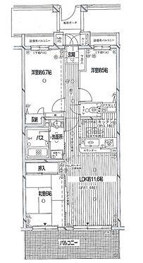 マンション(建物一部)-茅ヶ崎市富士見町 低層マンション最上階です◎