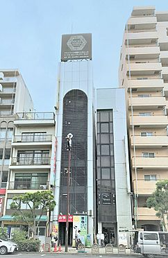 店舗事務所(建物全部)-江東区門前仲町1丁目 中央の高いビルです。