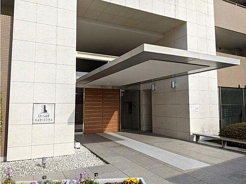 中古マンション-横浜市港南区笹下1丁目 エントランス