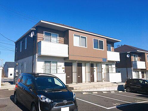アパート-富谷市成田8丁目 2021年7月撮影