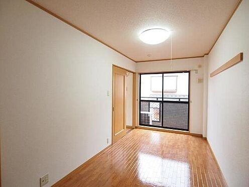 アパート-直方市大字感田 201号室洋室