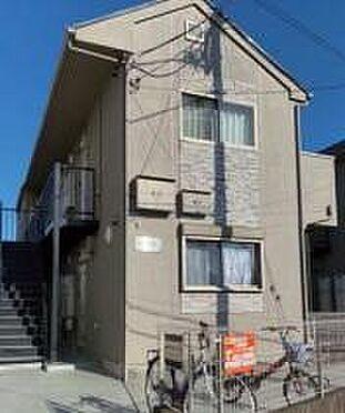 アパート-横浜市金沢区富岡西2丁目 外観