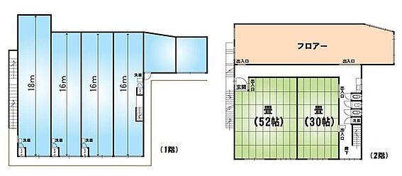 ビル(建物全部)-京都市山科区小山鎮守町 間取り
