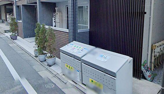 マンション(建物全部)-墨田区東駒形4丁目 ごみ集積場