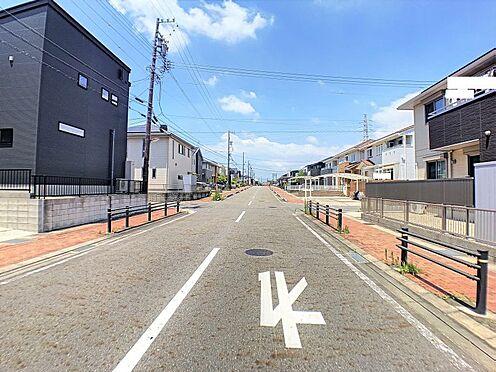 戸建賃貸-西尾市平坂吉山1丁目 閑静な住宅街でありながら、周辺環境良好なのがうれしいポイントです☆