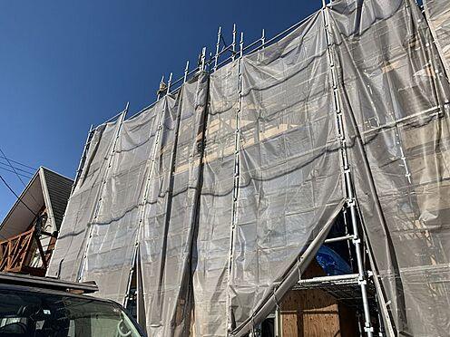 新築一戸建て-みよし市三好町荒池 2021年1月完成予定です!完成が待ち遠しいですね♪