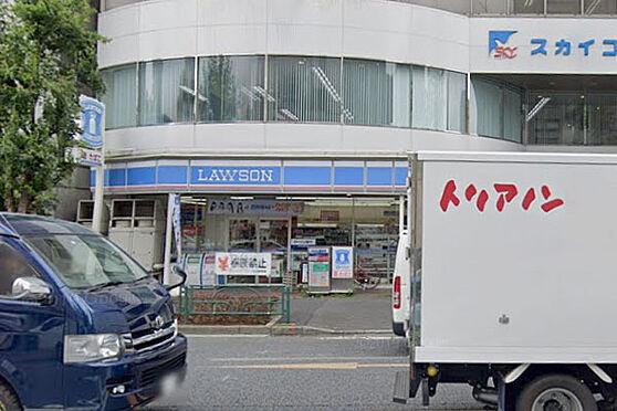 収益ビル-新宿区余丁町 ローソン新宿富久町店まで700m