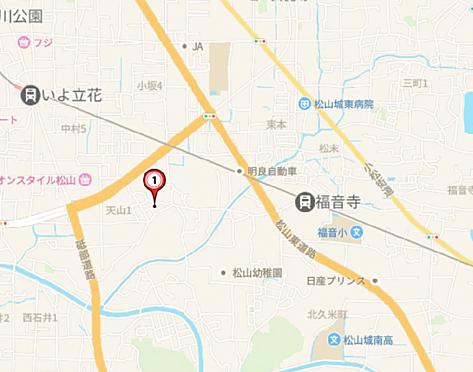 マンション(建物一部)-松山市天山 その他