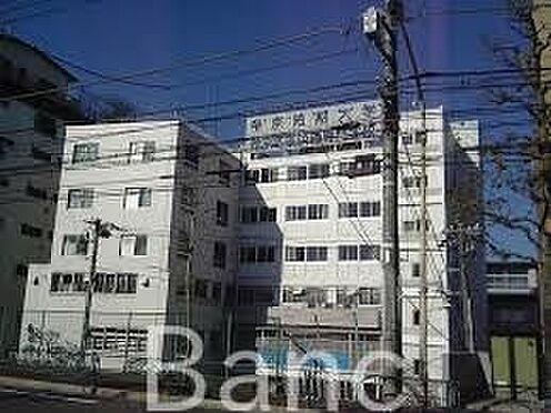 中古マンション-渋谷区幡ヶ谷1丁目 私立帝京短期大学 徒歩14分。 1100m