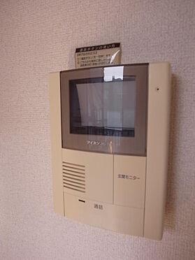 アパート-町田市原町田2丁目 安心のTVモニター付インターフォン。