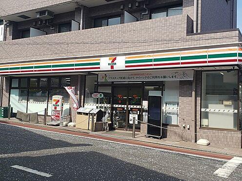 アパート-横浜市南区庚台 セブンイレブン横浜南太田店まで184m
