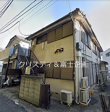 アパート-横浜市鶴見区馬場 外観