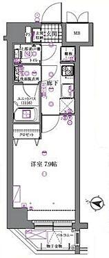 マンション(建物一部)-墨田区向島5丁目 ゆったりとした広めの1K。