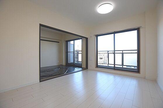 中古マンション-葛飾区四つ木5丁目 居間