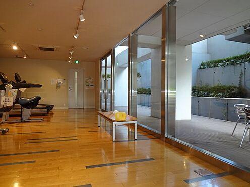 中古マンション-横浜市神奈川区橋本町2丁目 フィットネススタジオ