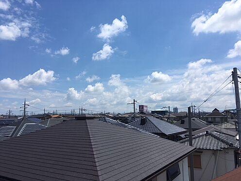 土地-枚方市招提中町1丁目 住戸からの眺望2019