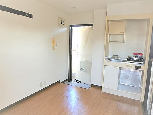 アパート-板橋区徳丸1丁目 302号室キッチン側